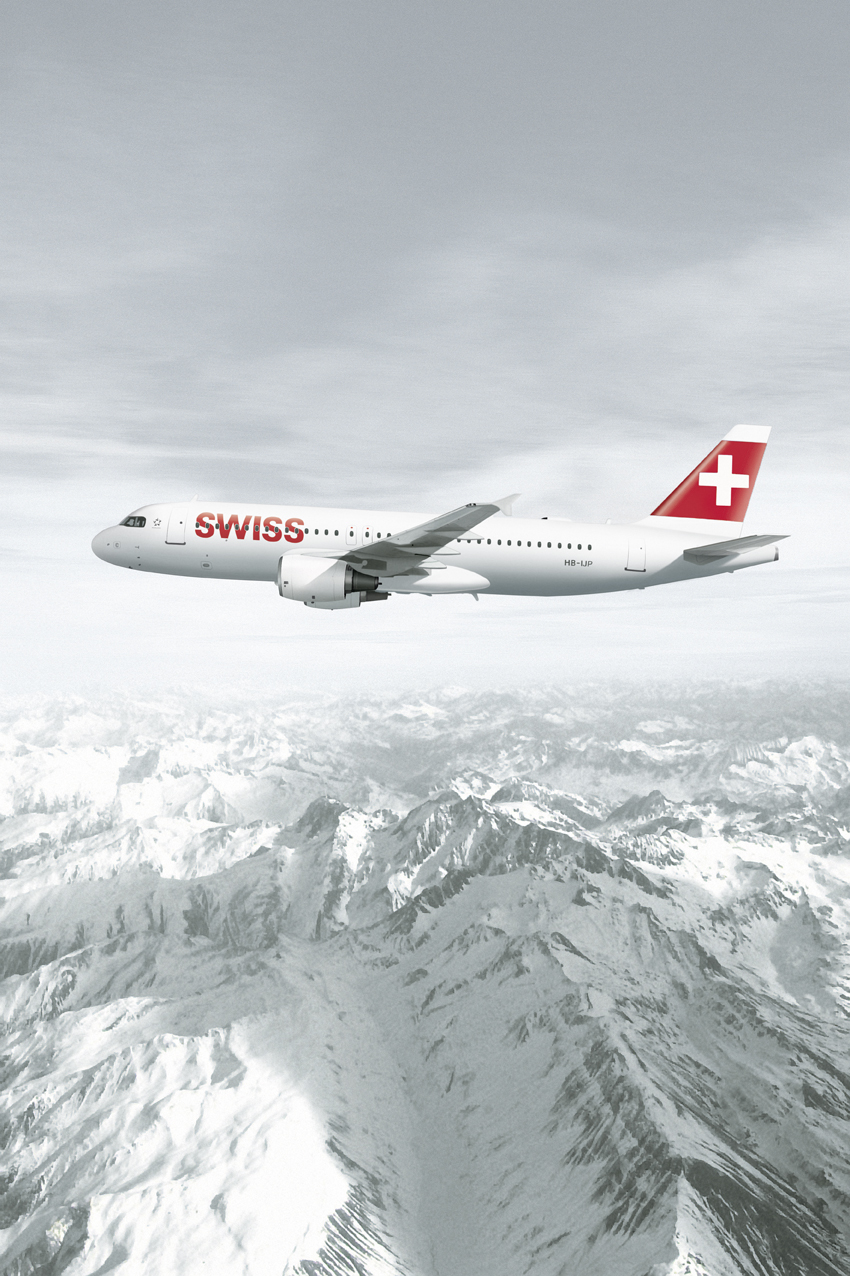 Swiss Airlines Now Available to Book Through Ski Independence