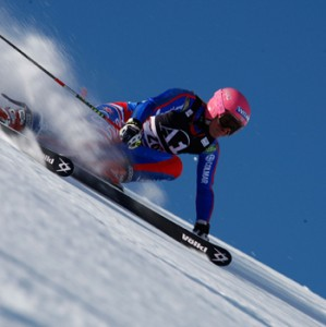 GB medal hopeful Chemmy Alcott