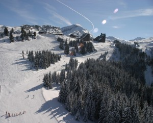 New developments in Avoriaz in the French Alps