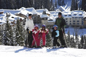 Snow school programmes in Sun Peaks