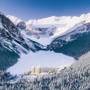 Banff, Lake Louise and Jasper in one trip