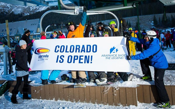 Arapahoe Basin in Colorado, included on the Epic Pass