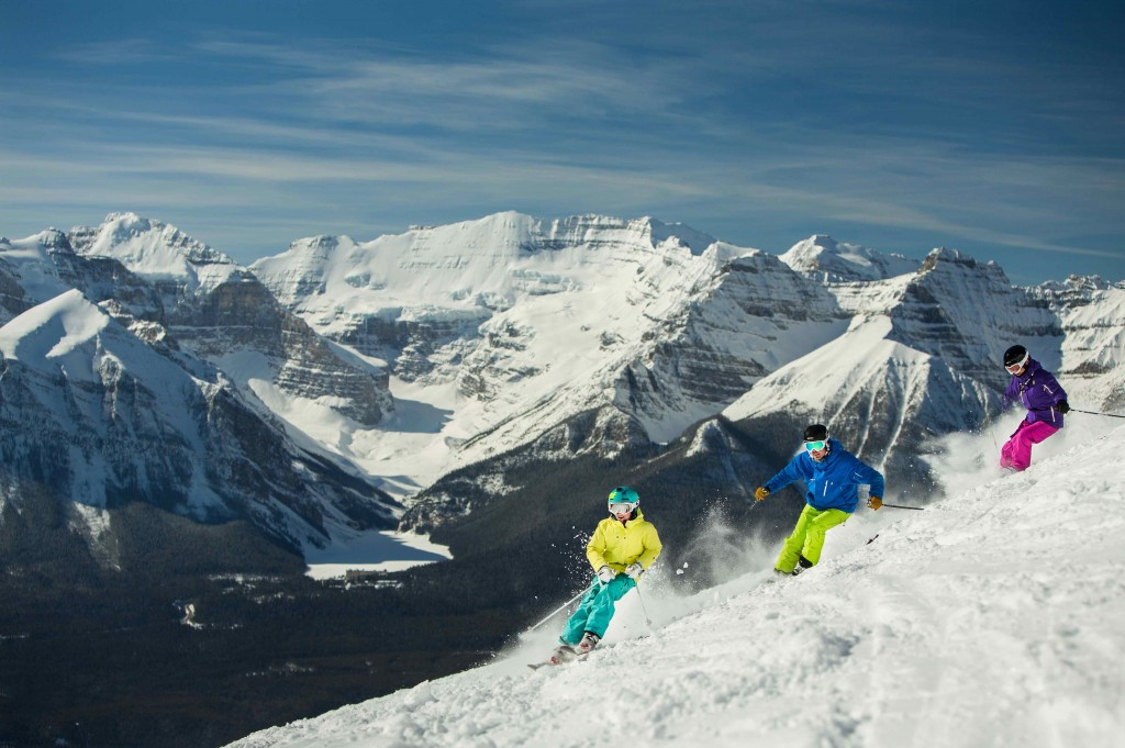 Banff and Lake Louise Competition