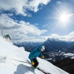 This could be you in 14/15 | Banff, Mount Norquay (image: P Zizka)