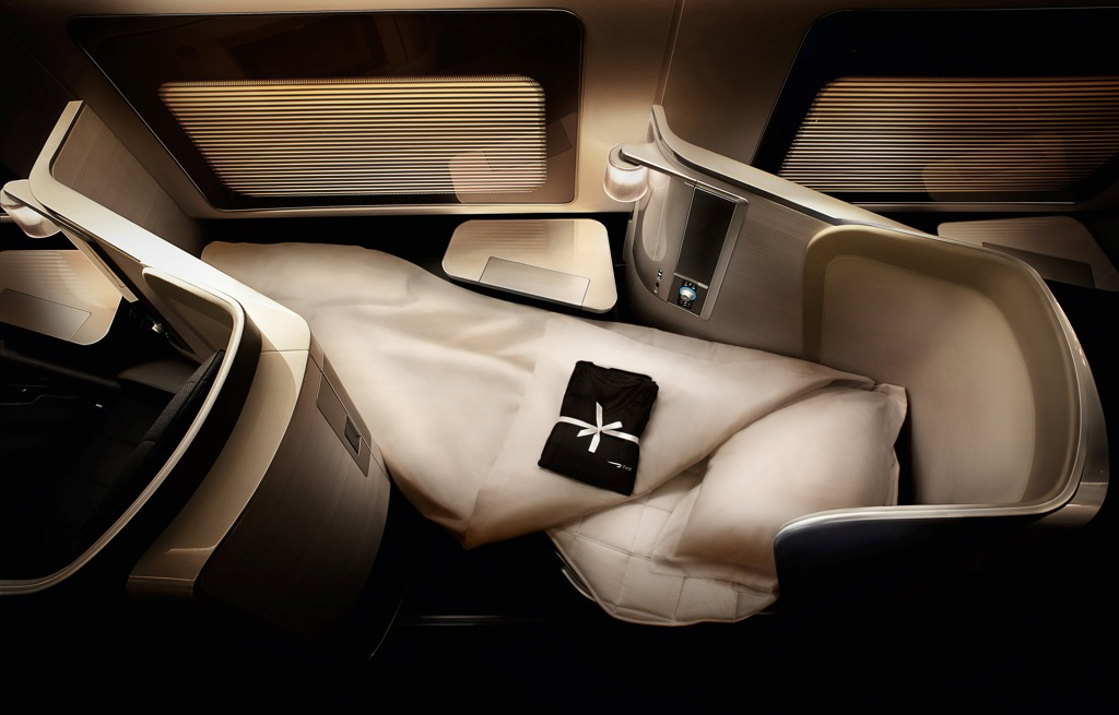 Travel in First and Business Class