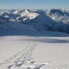 Heli-ski in Whistler and these could be your tracks. Image: Yusaku Tanaka