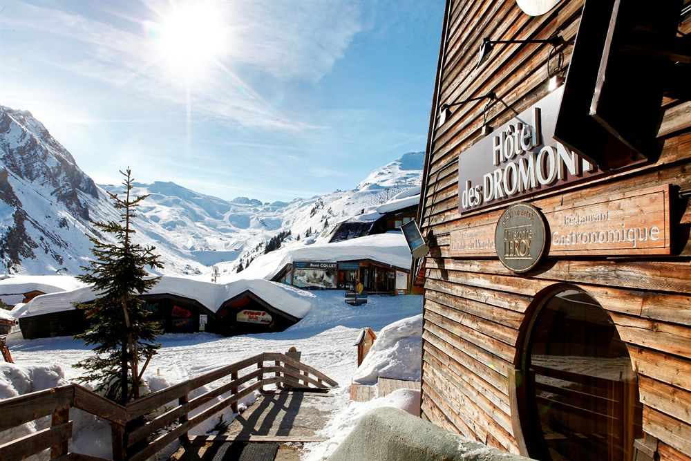 Insider's guide to Avoriaz and Hotel des Dromonts