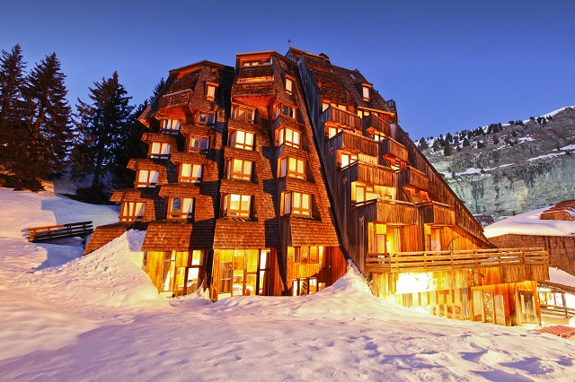 Insiders guide to Avoriaz and Hotel des Dromonts