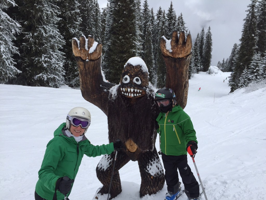 Family Holiday in Avoriaz