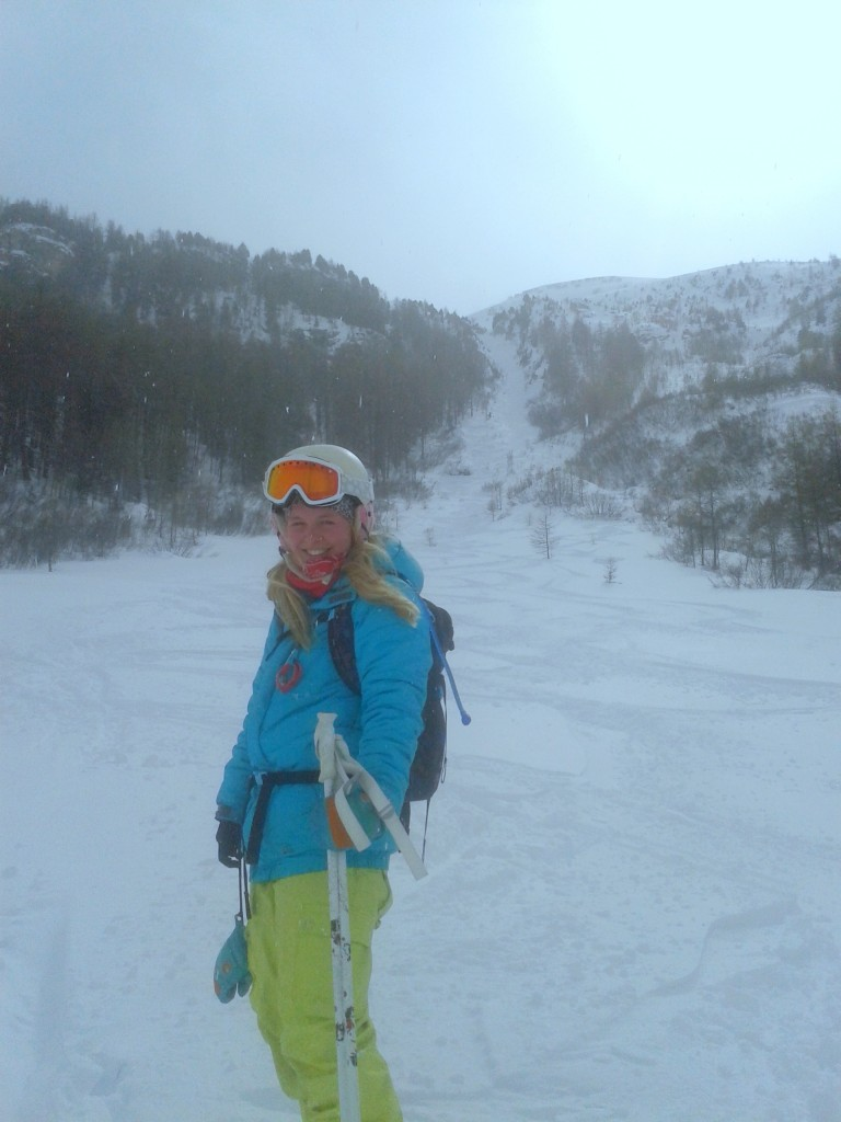 Off-Piste Lesson, Val d'Isere