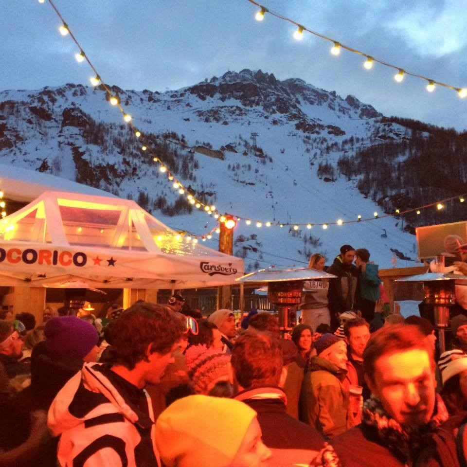 Great après at Cocorico