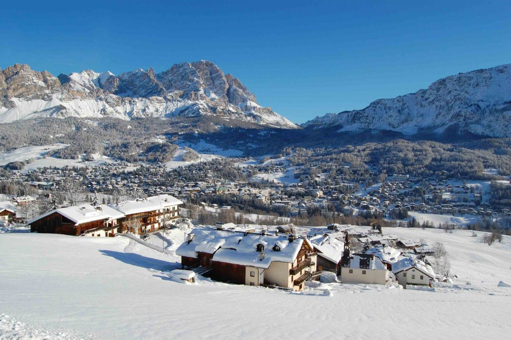Ski Holidays in the Italian Dolomites