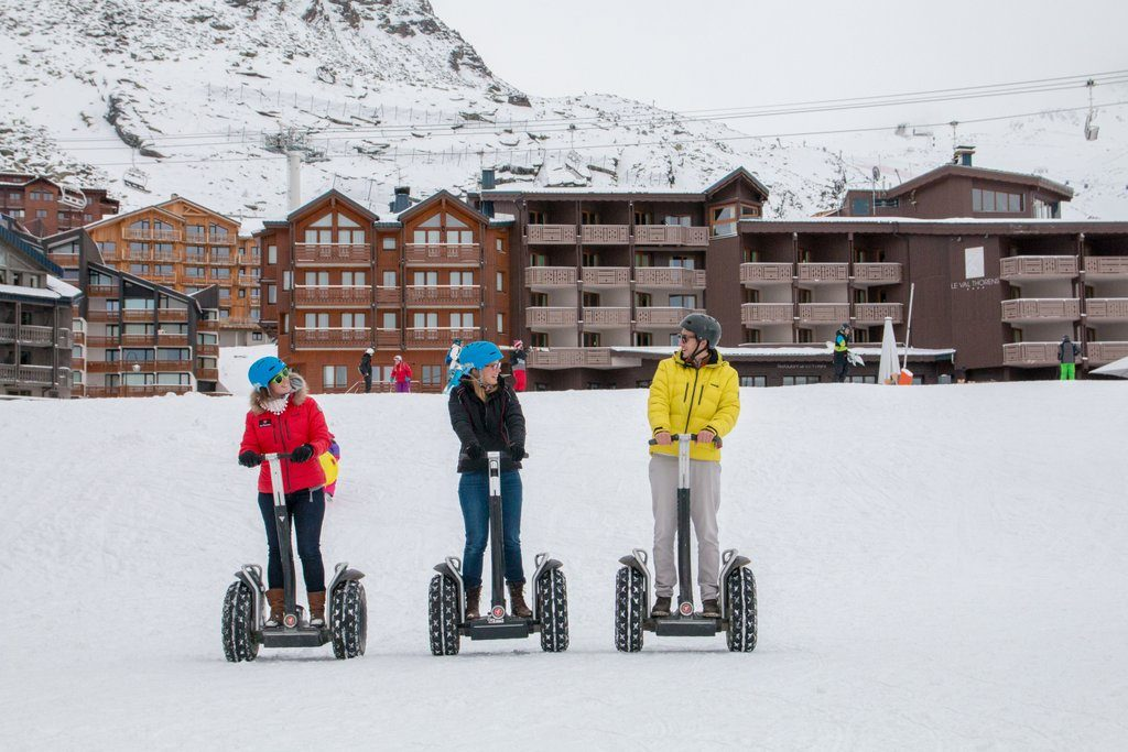 New in Val Thorens