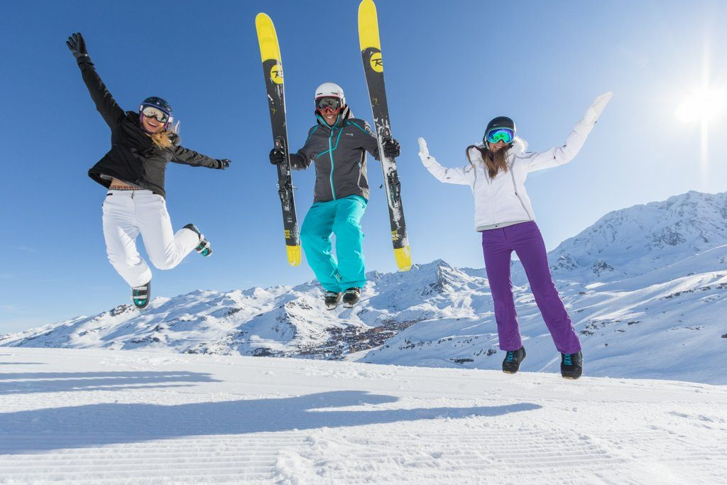 New Lift Pass Service (image: C Cattin, Val Thorens Tourist Office)