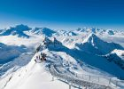 Verbier offers some of Europe's most challenging ski terrain