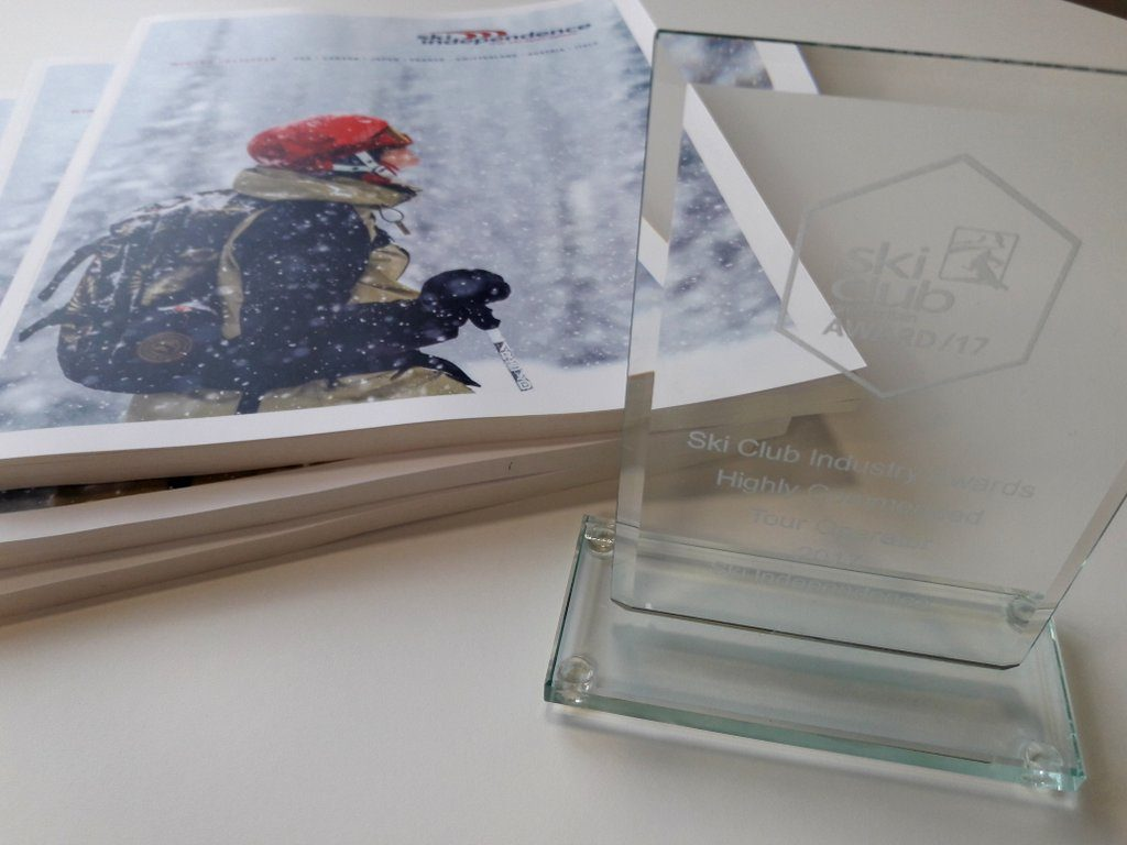 Ski Independence Highly Commended