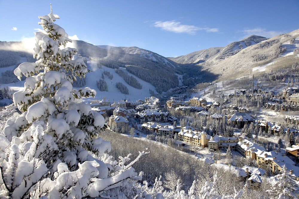 ski resorts go green