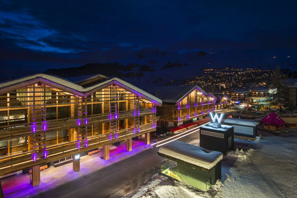 best luxury ski escapes