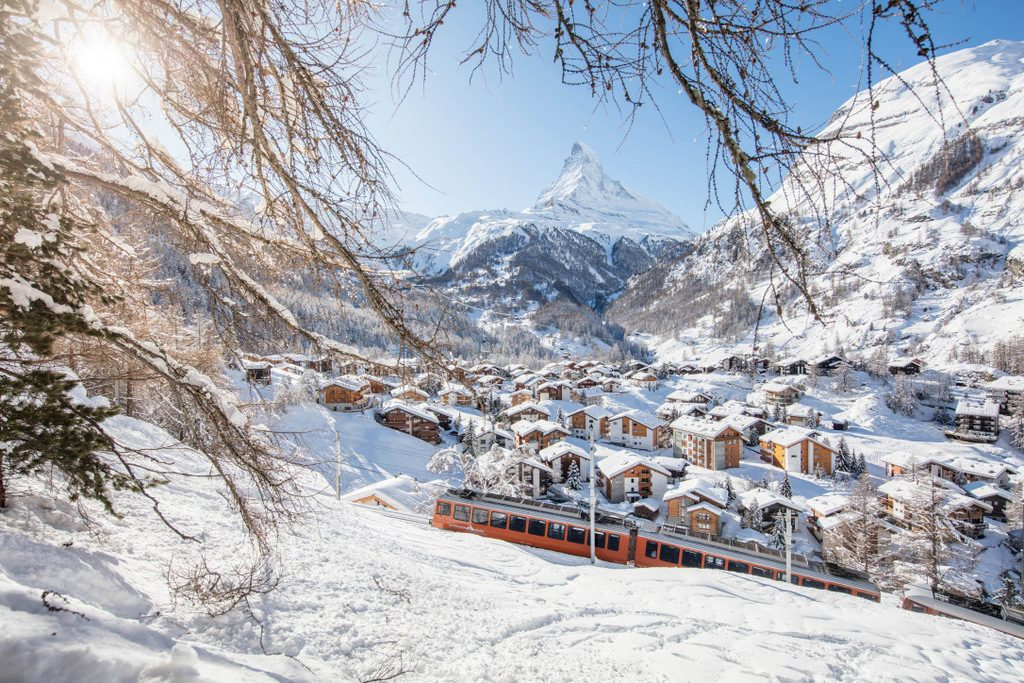 new in zermatt