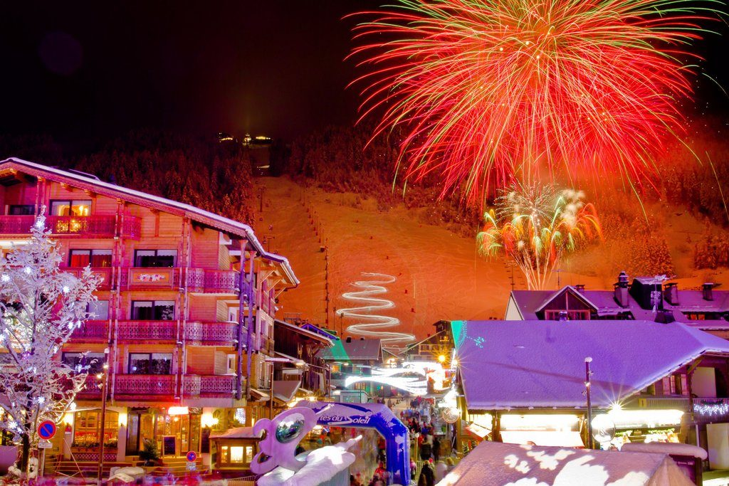 New Year ski holiday