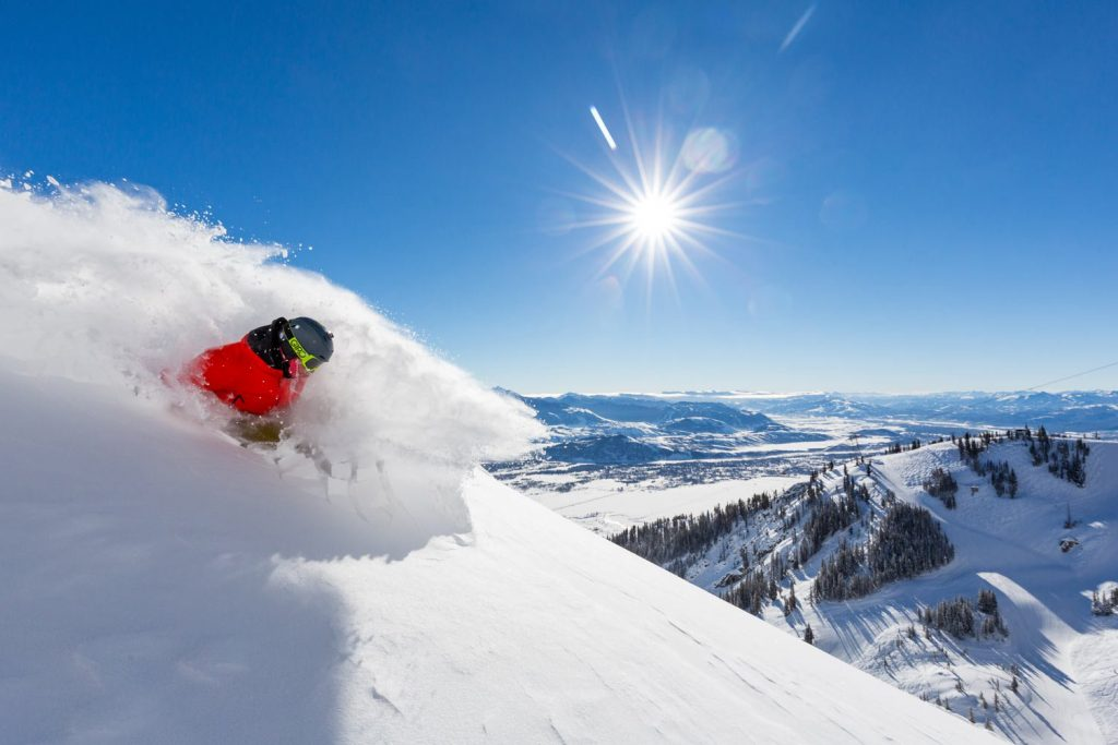 Jackson Hole Ski Resort Review