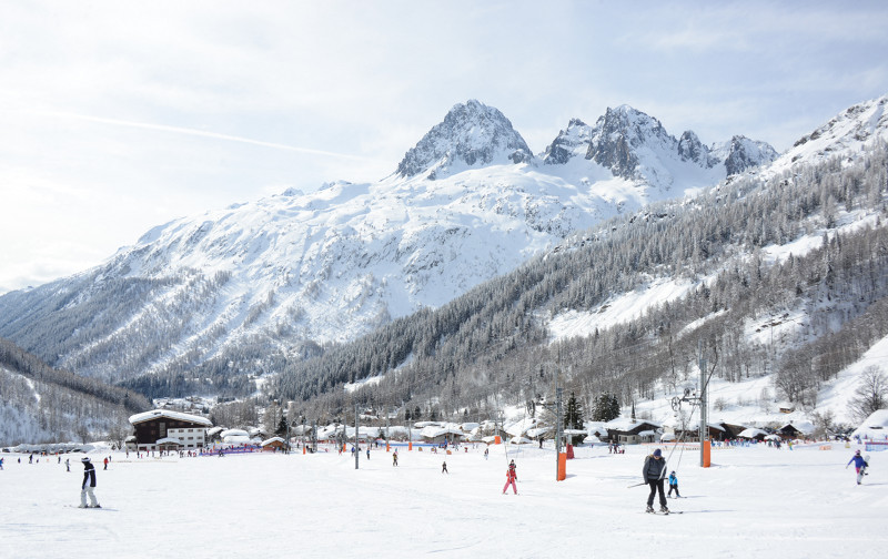 chamonix for beginners