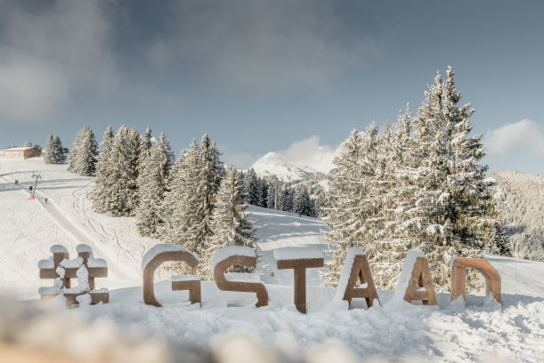picture postcard gstaad