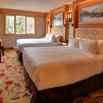 Superior Double Queen Room