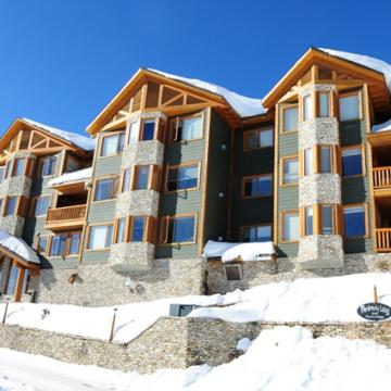 Big White Condominiums - Grizzly Lodge
