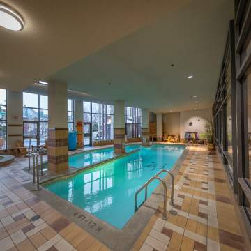 Health Spa and Indoor Pool