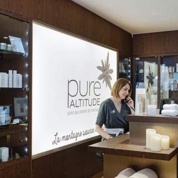 Pure Altitude Spa