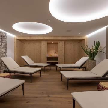 Spa & relaxation area