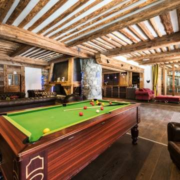 Pool table - Fou d'images