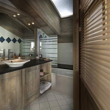 Bathroom - studio bergoend