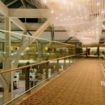 Fairmont Vancouver Airport Entrance