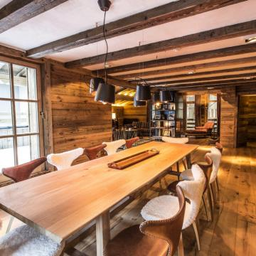 Chalet Ambre Dining
