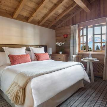 Chalet Eve - Alpine Room