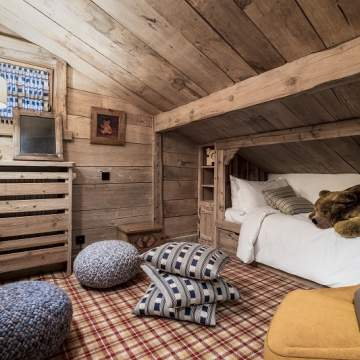 Chalet Noemie - Kids Room