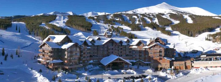 One Ski Hill Place, Breckenridge