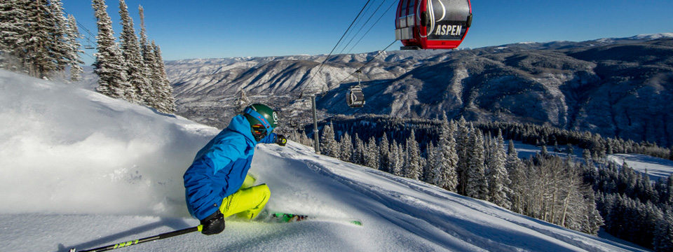 Aspen Snowmass Ski Holidays (Matt Power photography)