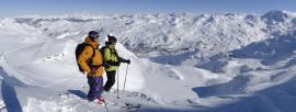 Photograph of Les Menuires Ski Holidays (photo: OT Menuires/ Pascal LEBEAU)