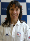 Lesley McKenna. D.of.B: 09.08.1974. Olympic event(s): Snowboard Halfpipe - L_McKenna