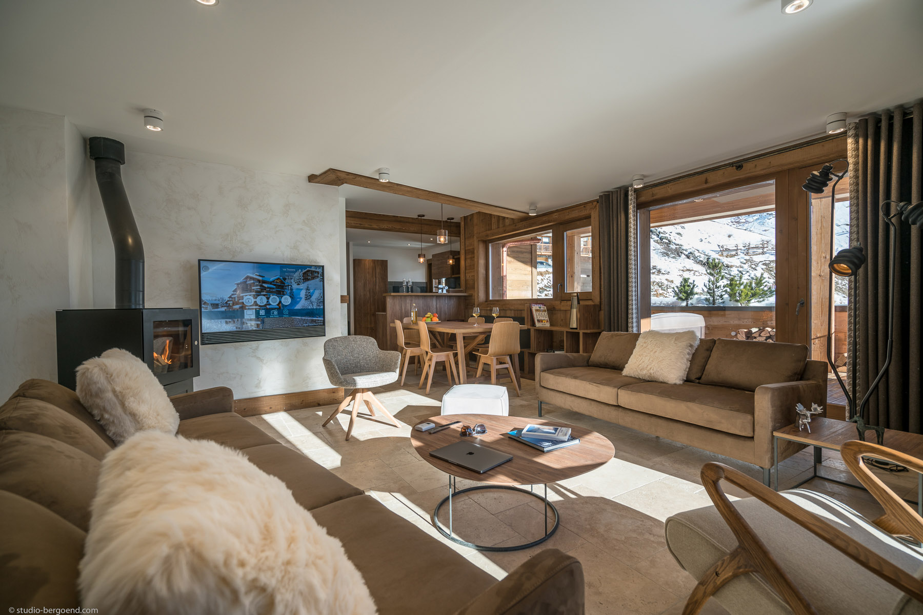 Chalets Cocoon Val Thorens